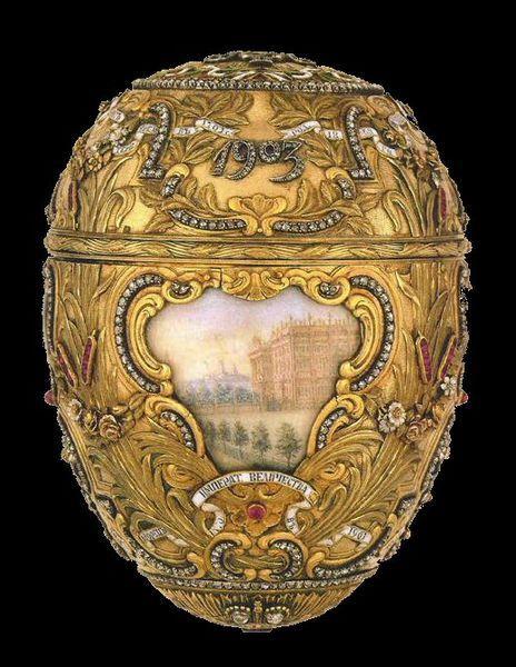 Ovo Fabergé - 1903