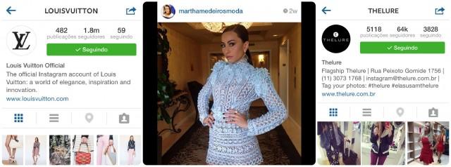 luxo marketing digital instagram