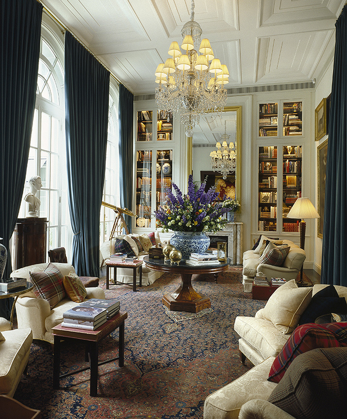 luxo milão ralph lauren palazzo